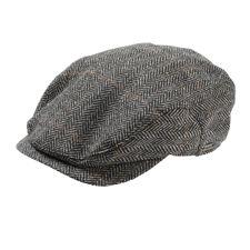 fb4919d510cd8 Wigens Jacob - Ivy Style Wool Herringbone Cap   Wigens Caps   Ivy ...