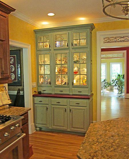 Built In Kitchen Pantry Ideas: Pantry And Kitchen Storage