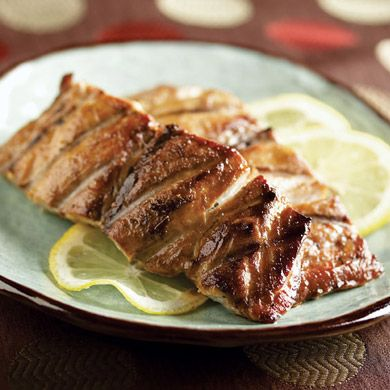 Japanese style grilled fish recipe salts fish and sauces for Japanese fish recipes