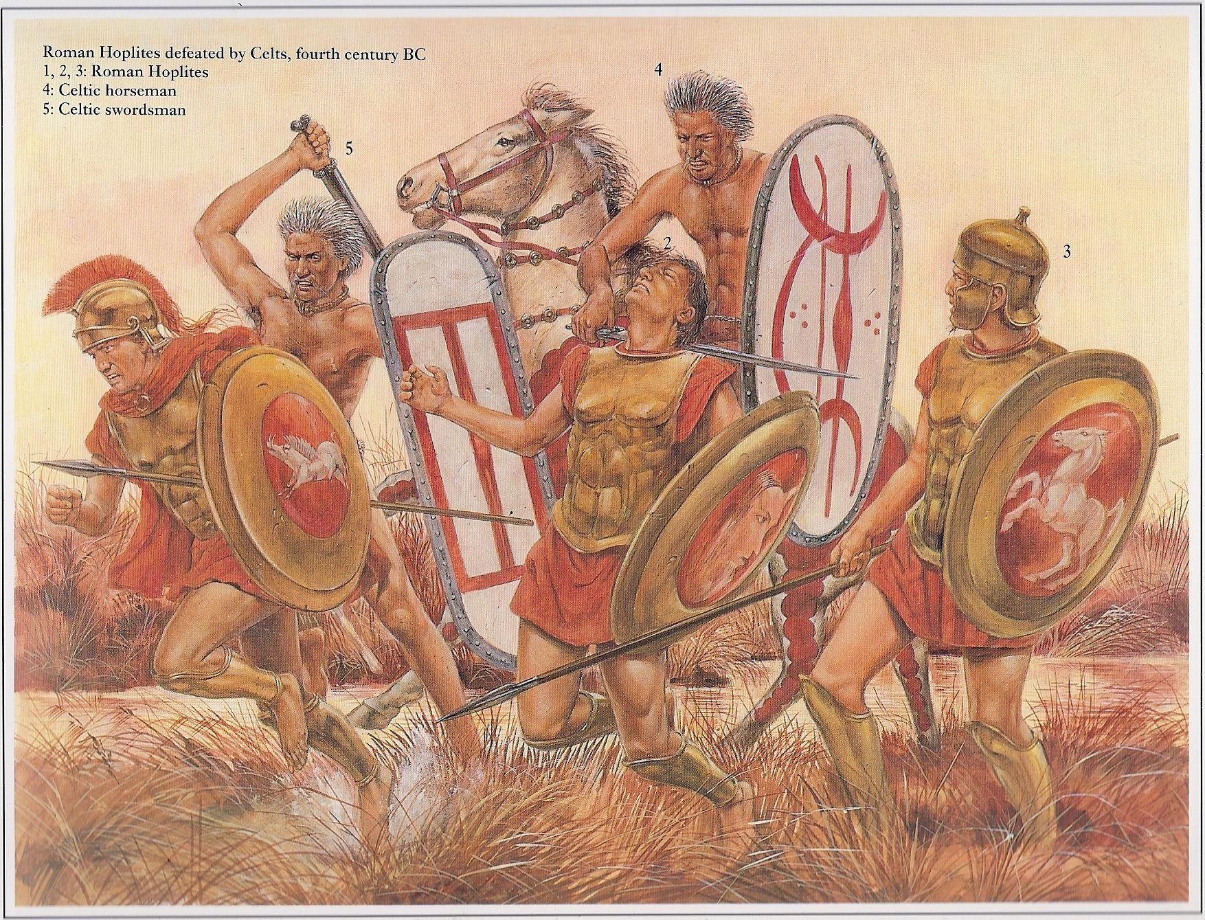 10 Things You Should Know About The Roman Legionary