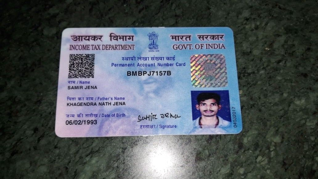 Pin By Ajay Sharma On Income Tax Aadhar Card Cards Number Cards