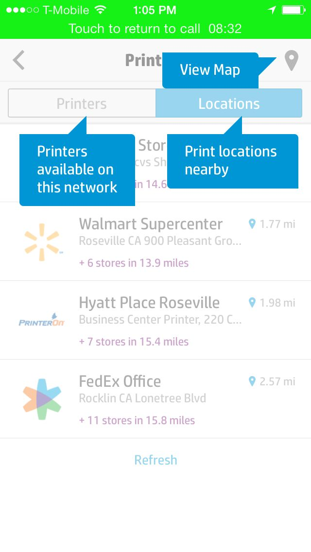 HP printer app help | Mobile Help Overlays | Pinterest | App