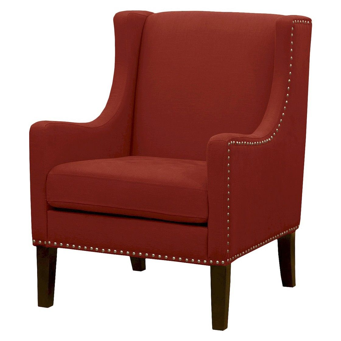 Best Jackson Wingback Chair Solids Blue Accent Chairs 400 x 300