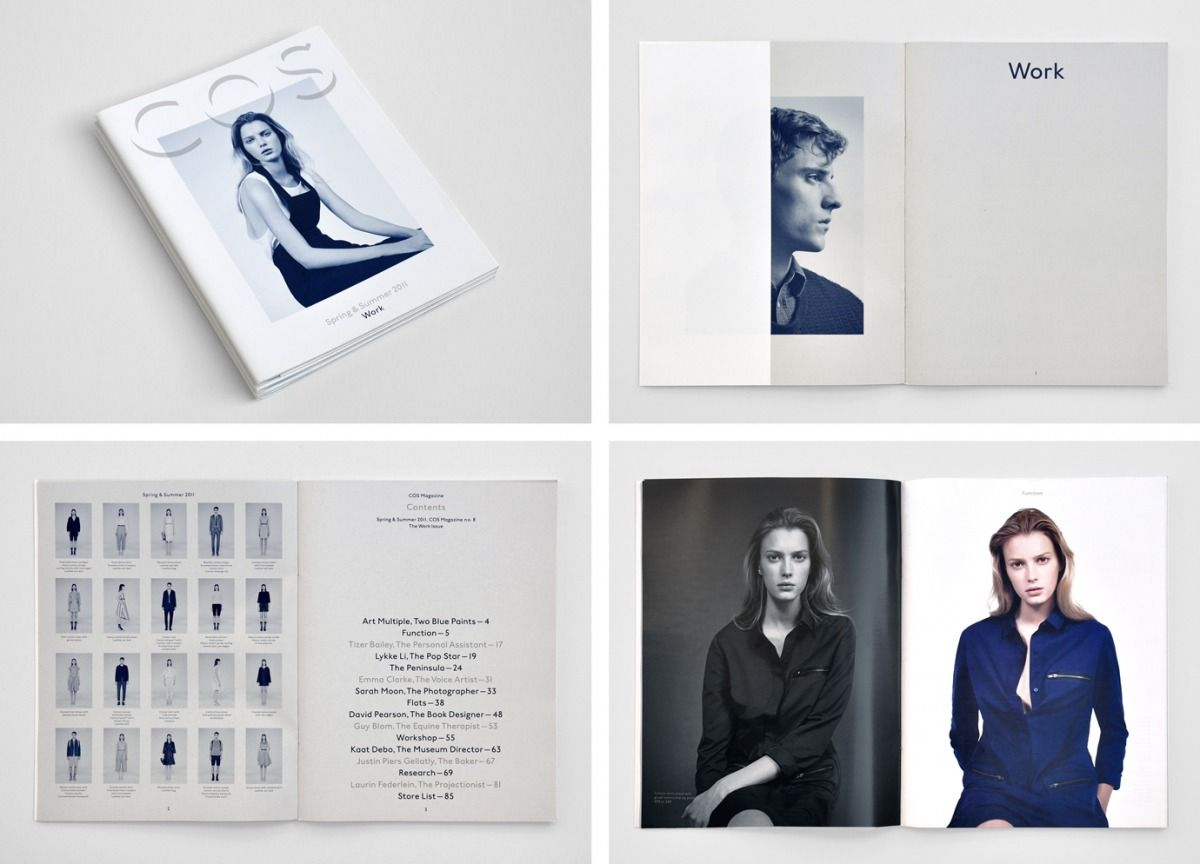 JENNY ENEQVIST STUDIO   Design   Lookbook design ...