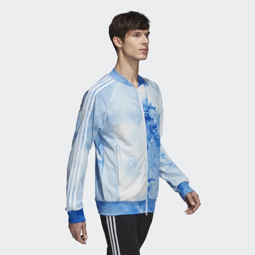 superior quality brand new look out for Pharrell Williams Hu Holi SST Track Jacket | Fashion | Blue ...