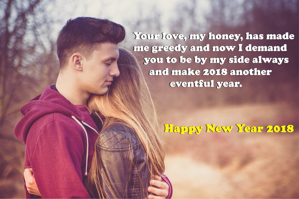 new year 2018 message for husband abroad