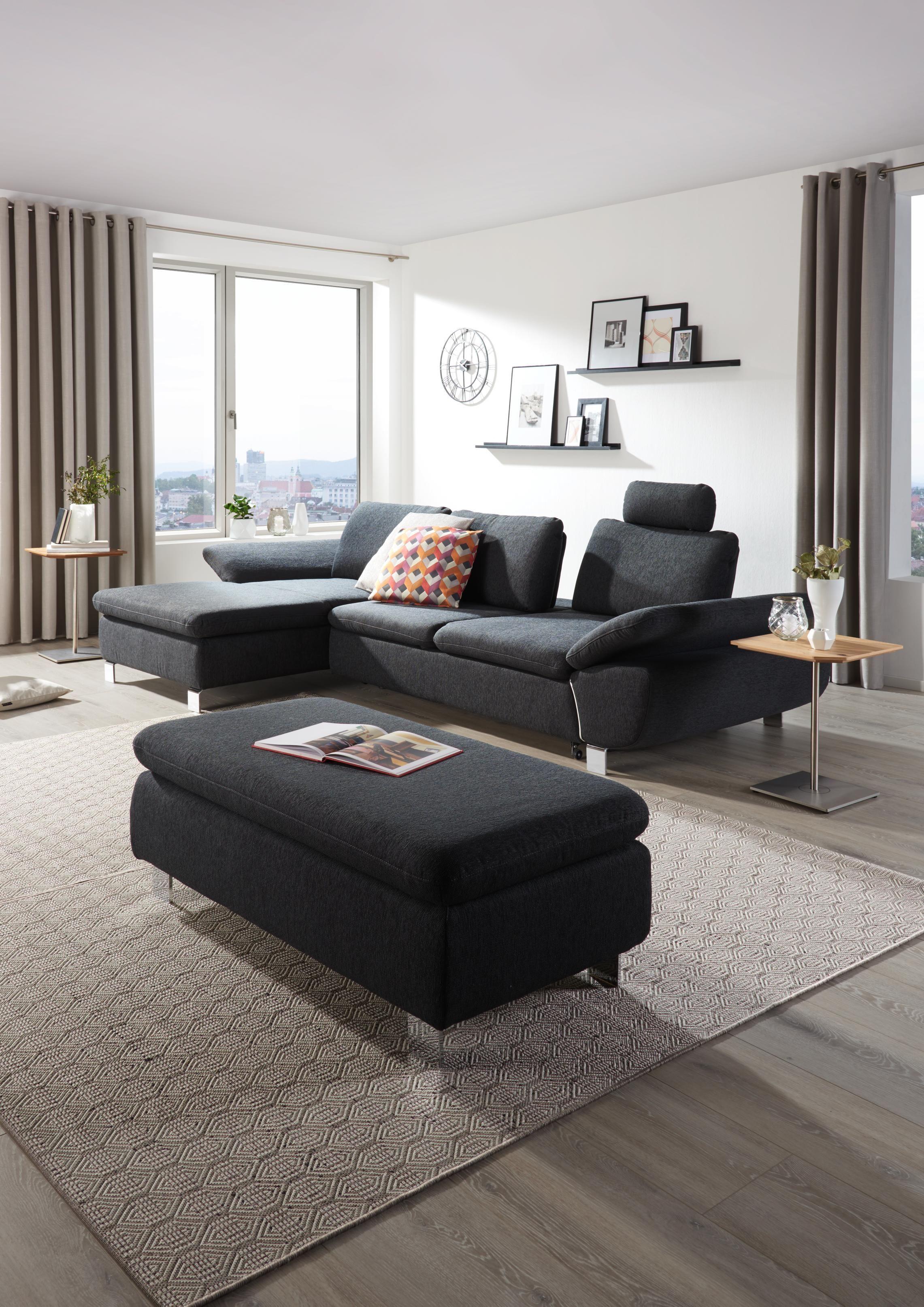 Wohnlandschaft In Grau Textil Von Venda Sofas Couches Sofa