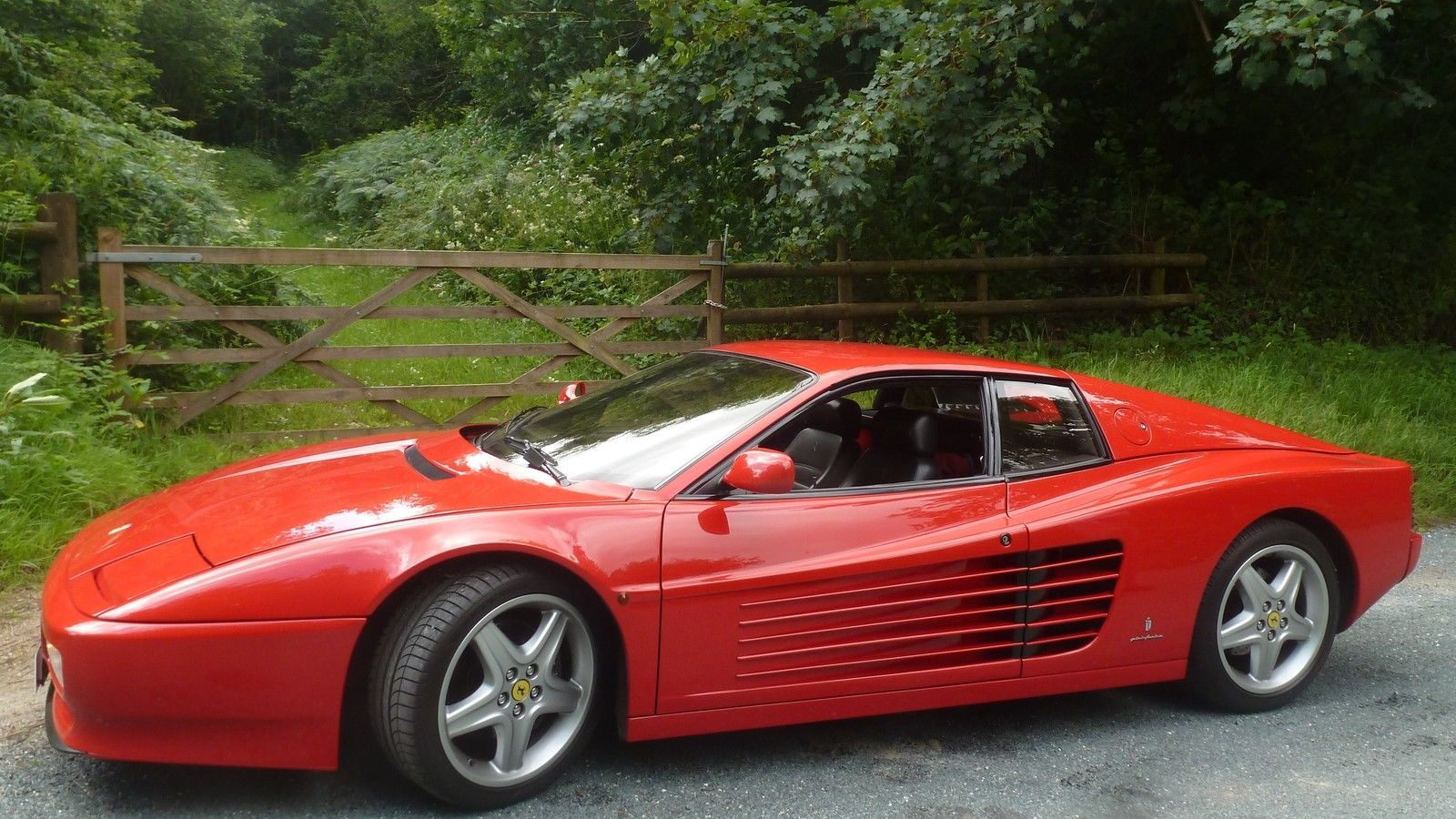 review speed sale cars top for testarossa ferrari