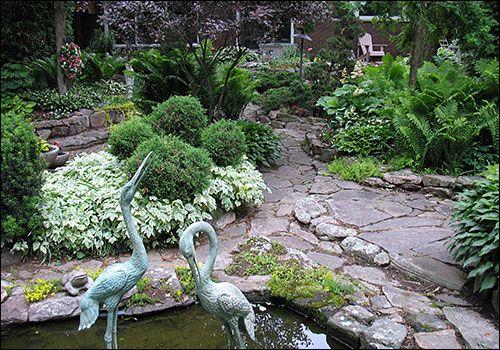 Lee Valley Tools Gardening Newsletter Garden Landscape Design Container Garden Design Small Garden Design