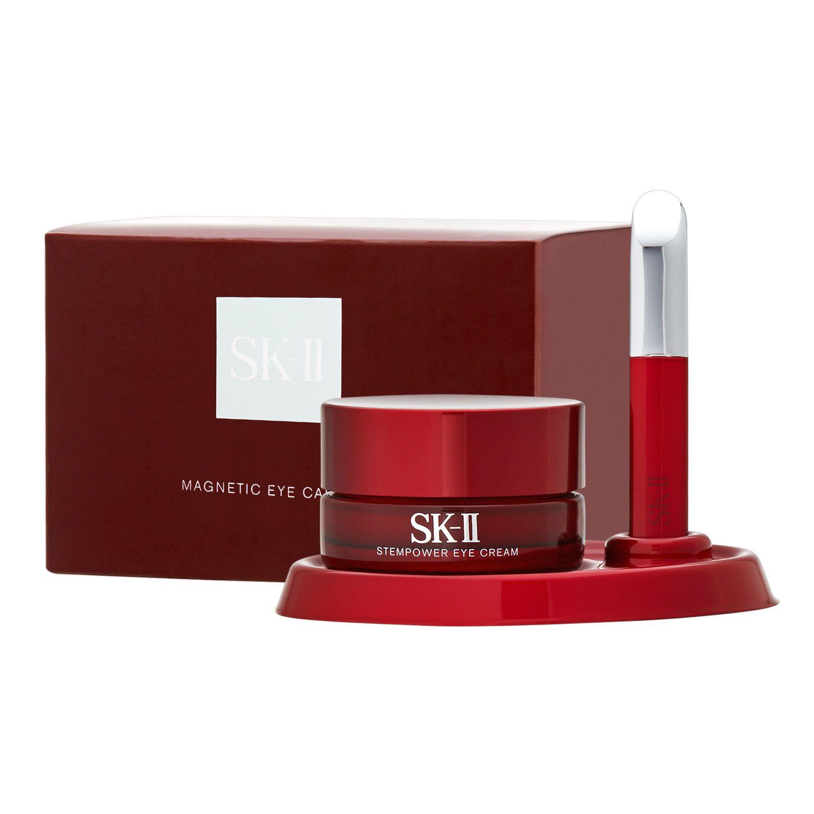 1set 3pcs SK-II Stempower Eye Cream Set (Magnetic Eye Care Kit) NEW Anti Aging