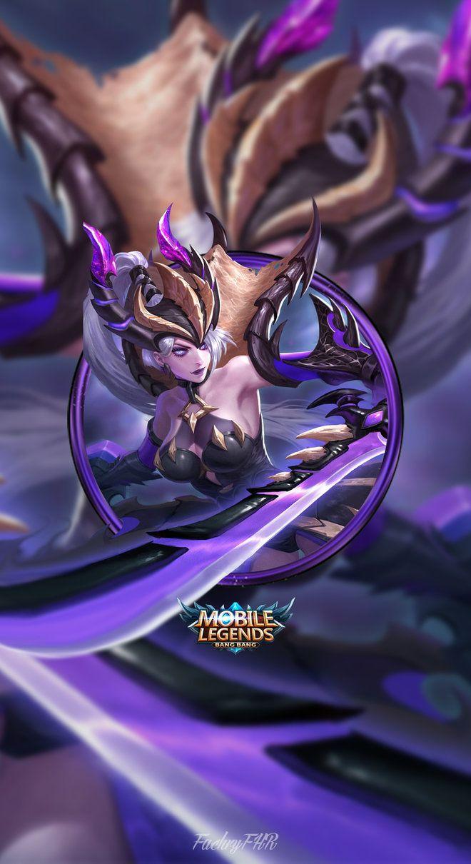 Wallpaper Phone Freya Dragon Hunter By FachriFHR