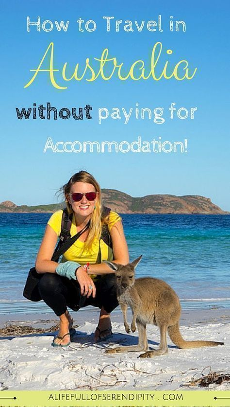 How to travel in Australia without paying for ...