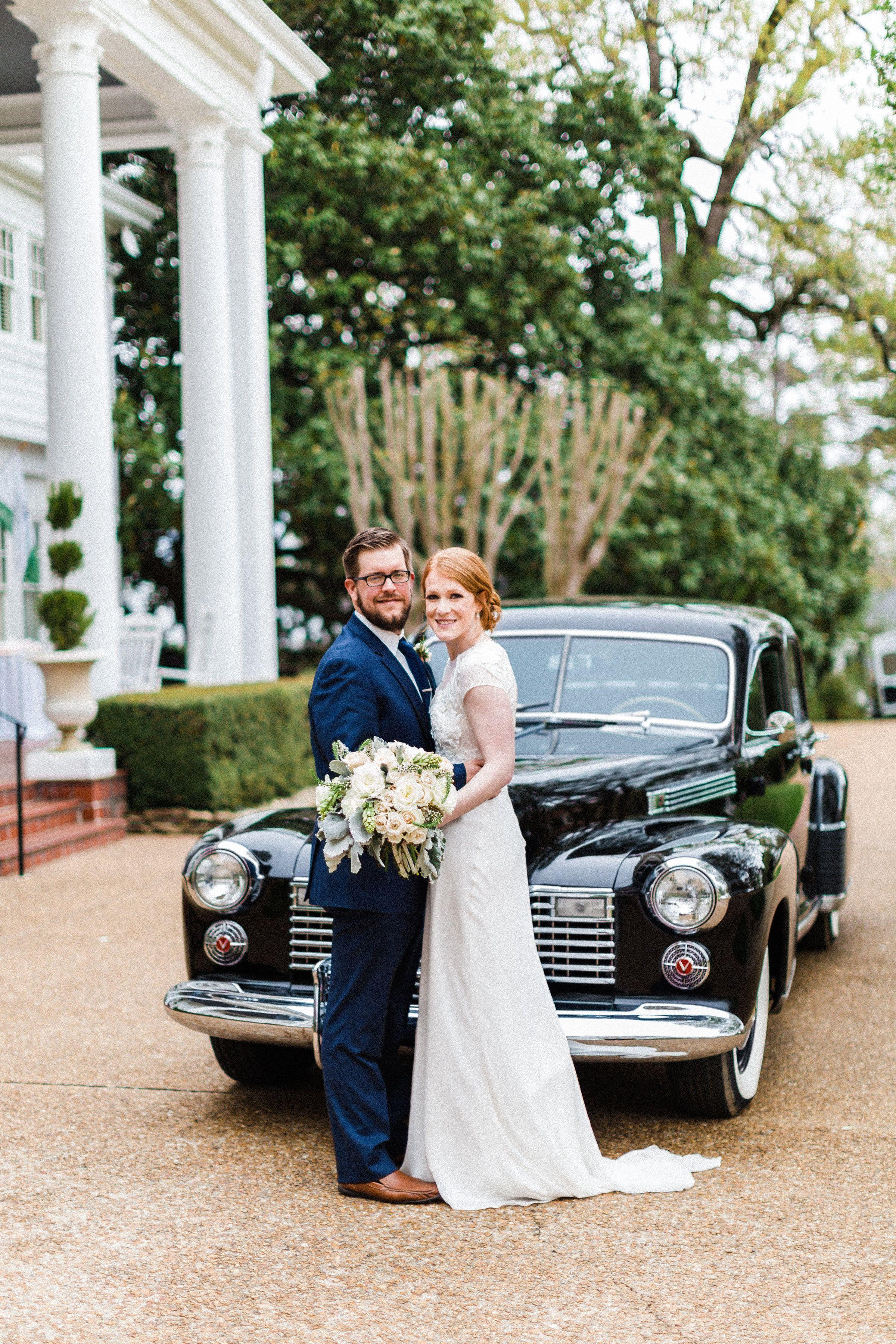 A classic wedding getaway for this Fairview Inn spring ...