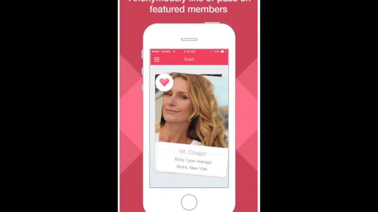 cougar dating app