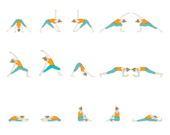 Hip Opening Yoga Sequence: Intermediate Yoga Sequence In