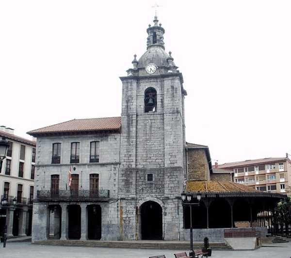 Iglesia de San Pedro de Lamuza. Llodio, Álava.