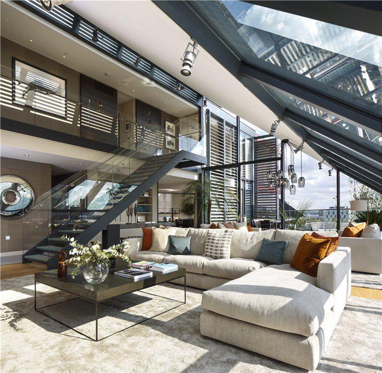 London Apartments: Penthouse A1002, NEO Bankside, 50