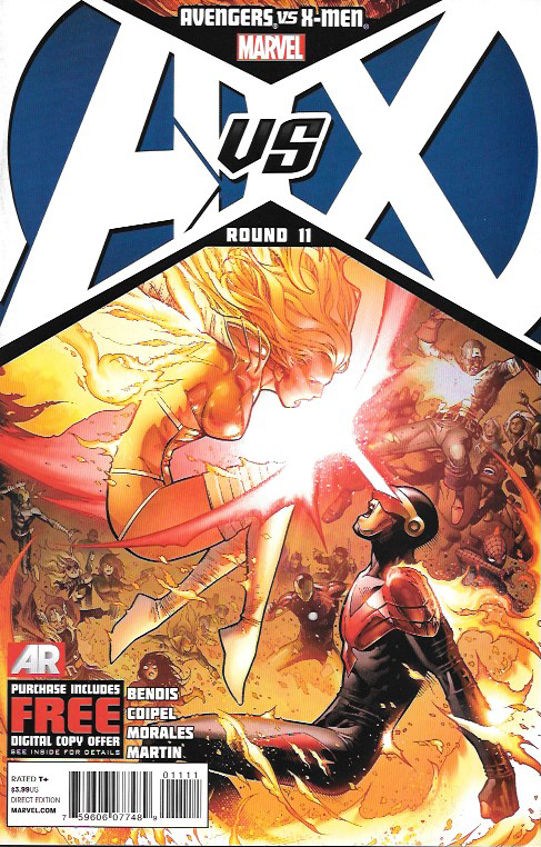 Avengers Vs X Men 11 Marvel Comics Free Marvel Comics Marvel Comics Covers X Men