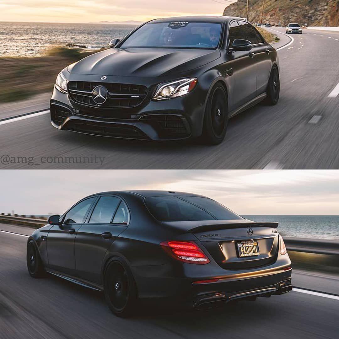Mercedes-AMG W213 E 63 S 4MATIC+
