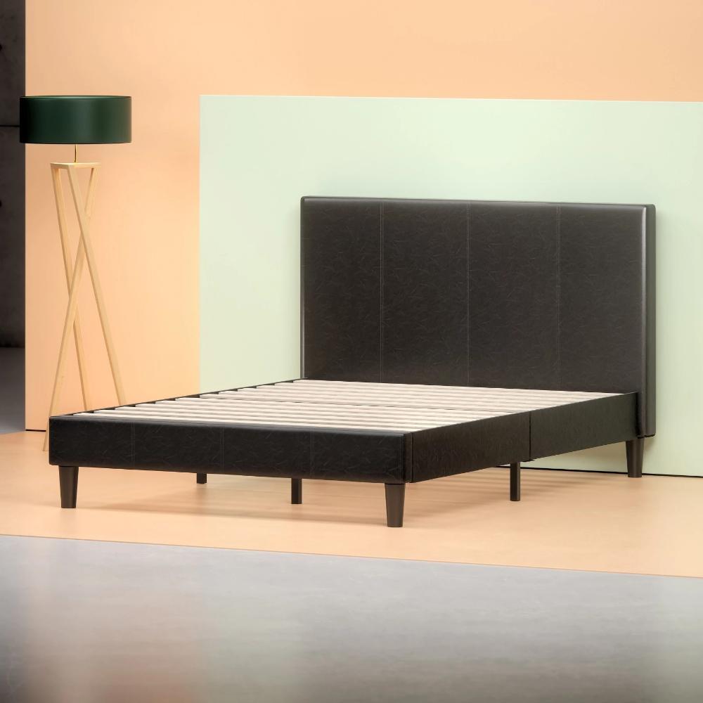 Gerard Upholstered Platform Bed Frame Platform Bed Frame
