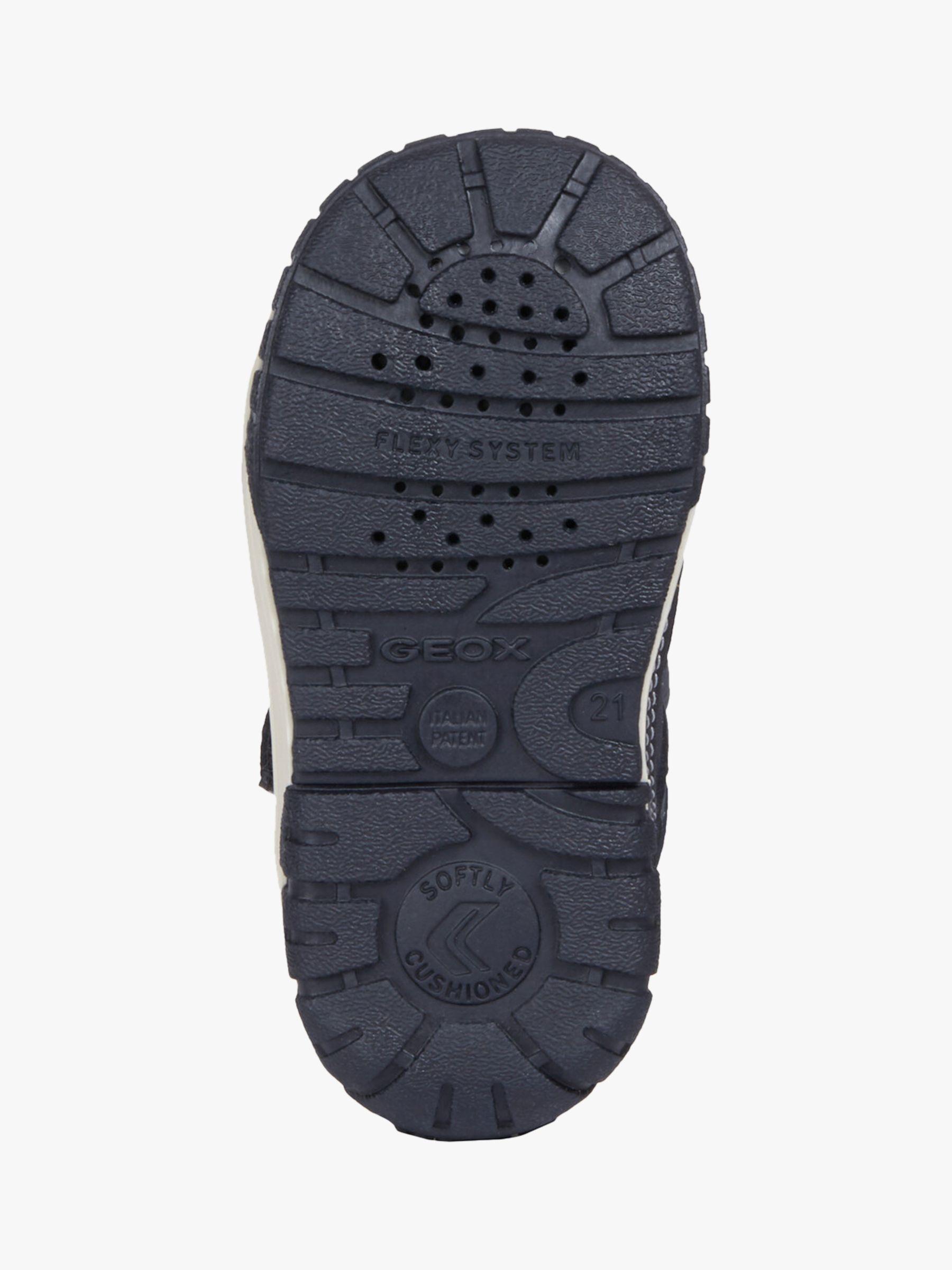 Geox Children's Omar Shoes, Navy