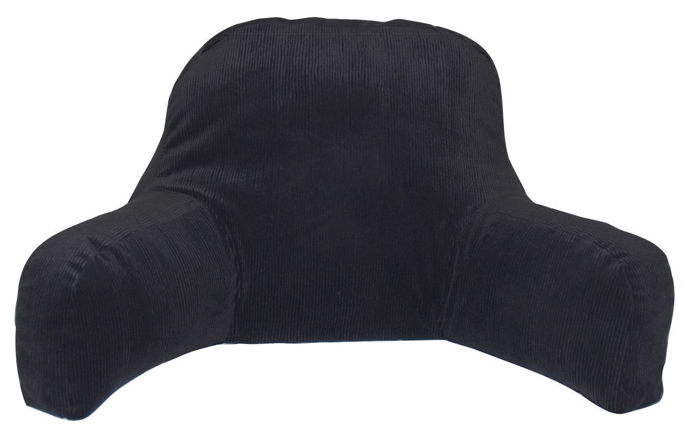 Bed rest pillow black - Omaha Bed Rest Pillow