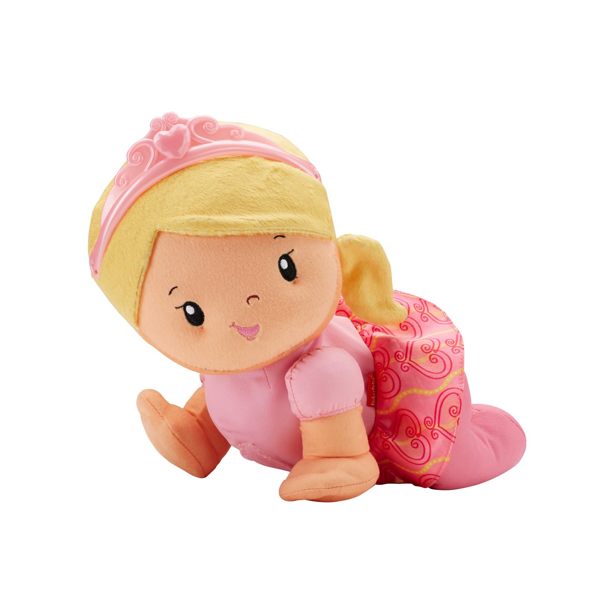 90b6e92cd Fisher-Price Princess Mommy Touch 'n Crawl Princess Doll in 2019 ...