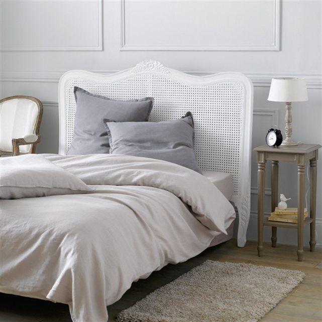 932d52382b5e3d Tête de lit, finition cannage, style régence, sydia La Redoute Interieurs    La Redoute