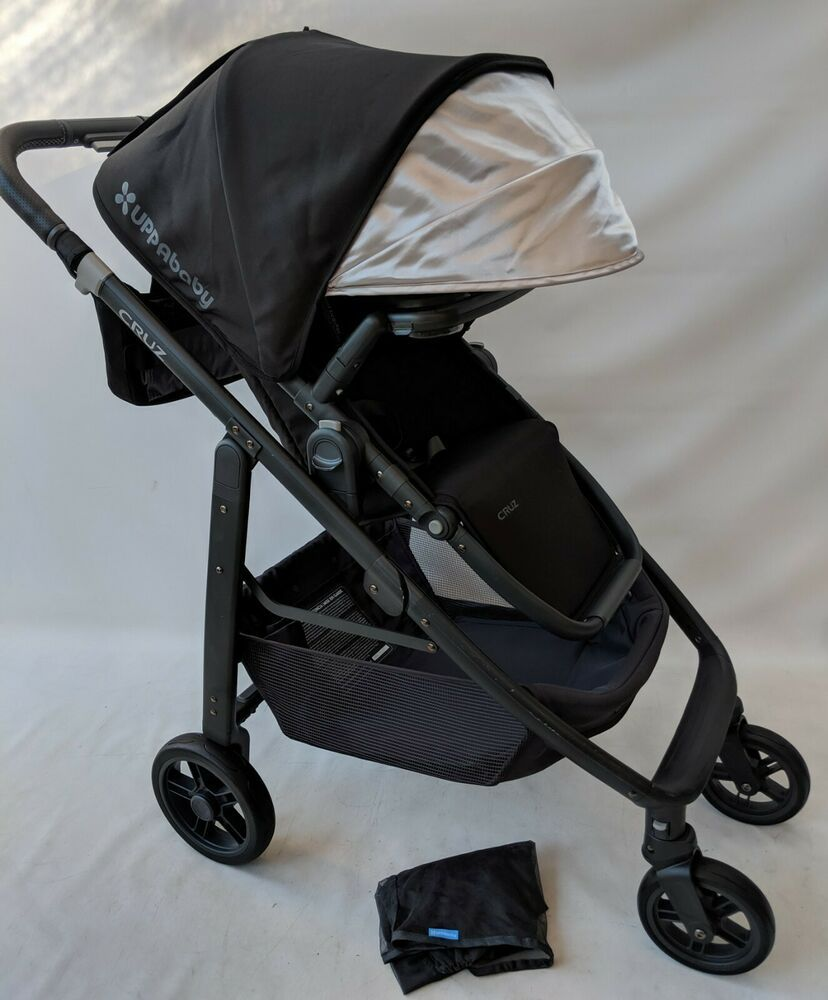 Details about UPPAbaby CRUZ Stroller 2018/2019, Jake black