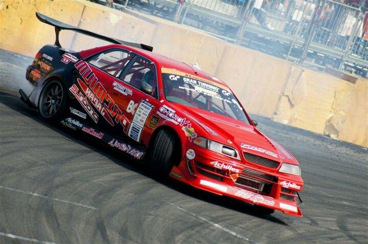 My Idol Daigo Saito In His D1gp Jzx100 Auto S En Motoren Auto S Motor