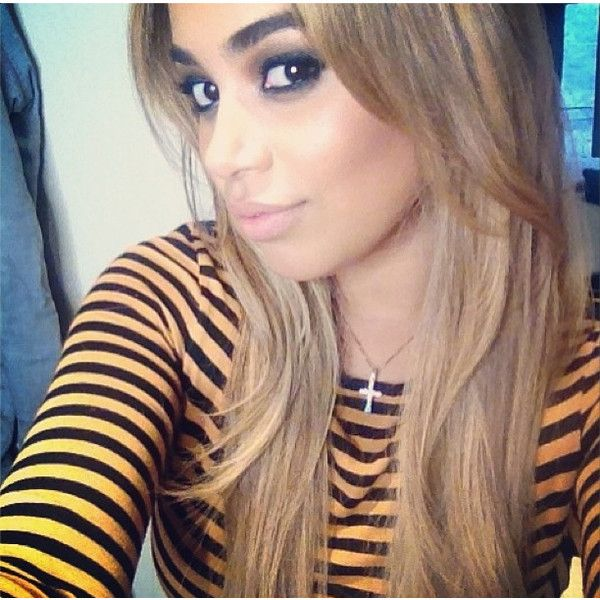 Lauren London Shares Photoshoot Shots Before And After Haircut Liked On Polyvore Featuring Before And After Haircut Hair Inspiration Color Lauren London