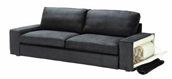 Kivik Modern Sofa Bed From Ikea Saves E This Is A Cool