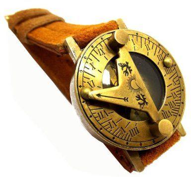 Amazon.com: Pocket Sundial: Watches