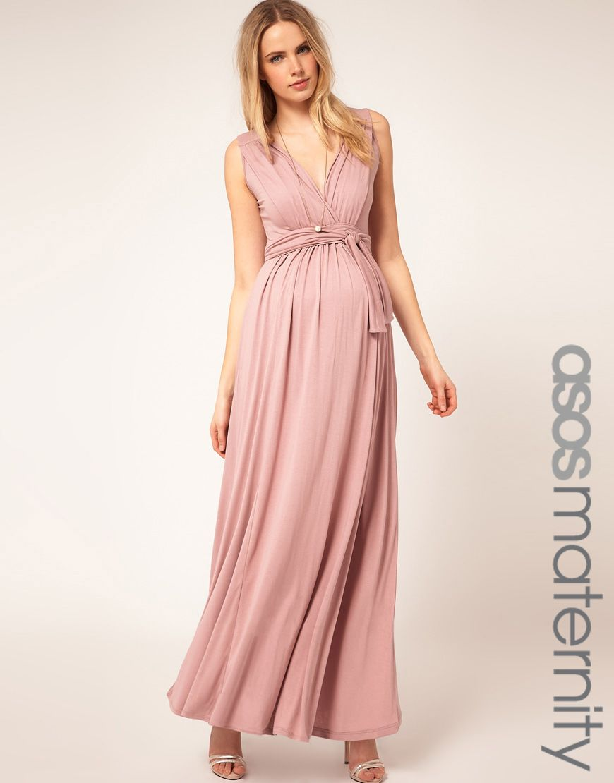 Grecian maternity dress | baby stuff | Pinterest | Embarazo, El ...