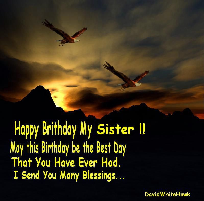 Best Sister Birthday Quotes In Hindi: 1AHAPPYBIRTHDAYSISTER.jpg (799×785)