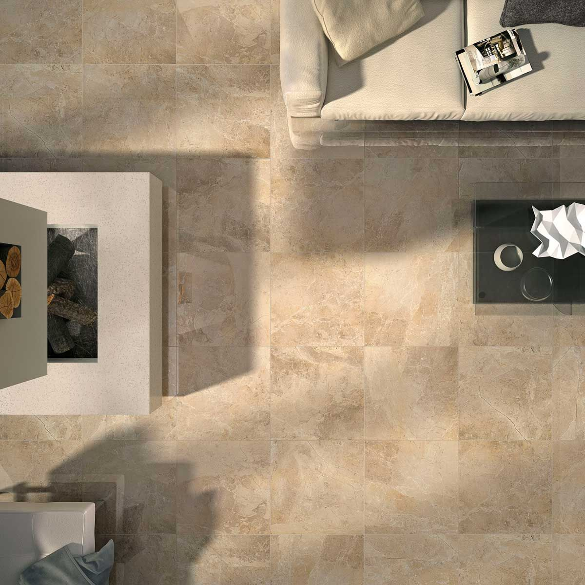 Mirage jewels encore opera beige marble look polished porcelain browse our collection of ceramic floor tiles and ceramic wall tiles for bathrooms kitchens and outdoor spaces made in italy dailygadgetfo Images