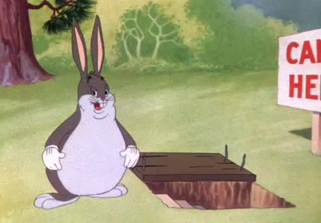 Big Chungus 3 Looneyverses Funny Picture Quotes Funny Memes