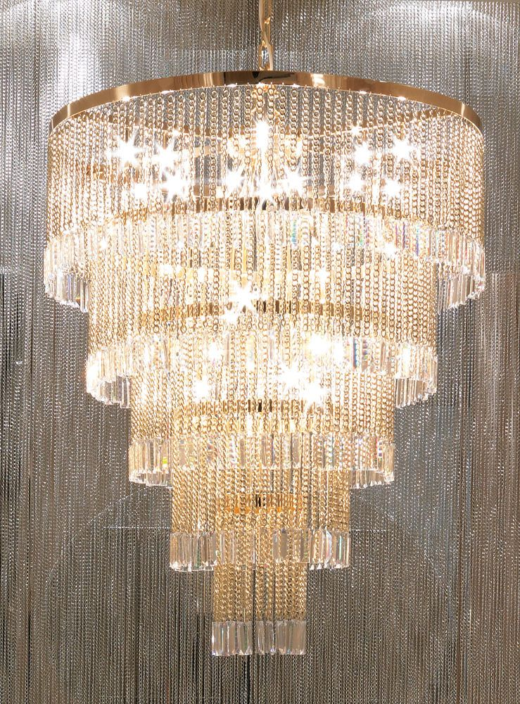 Luxury Lighting Fixtures By Instyle Decor