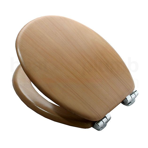 Phenomenal Bemis 9350 Beech Moulded Wood Toilet Seat And Cover With Machost Co Dining Chair Design Ideas Machostcouk