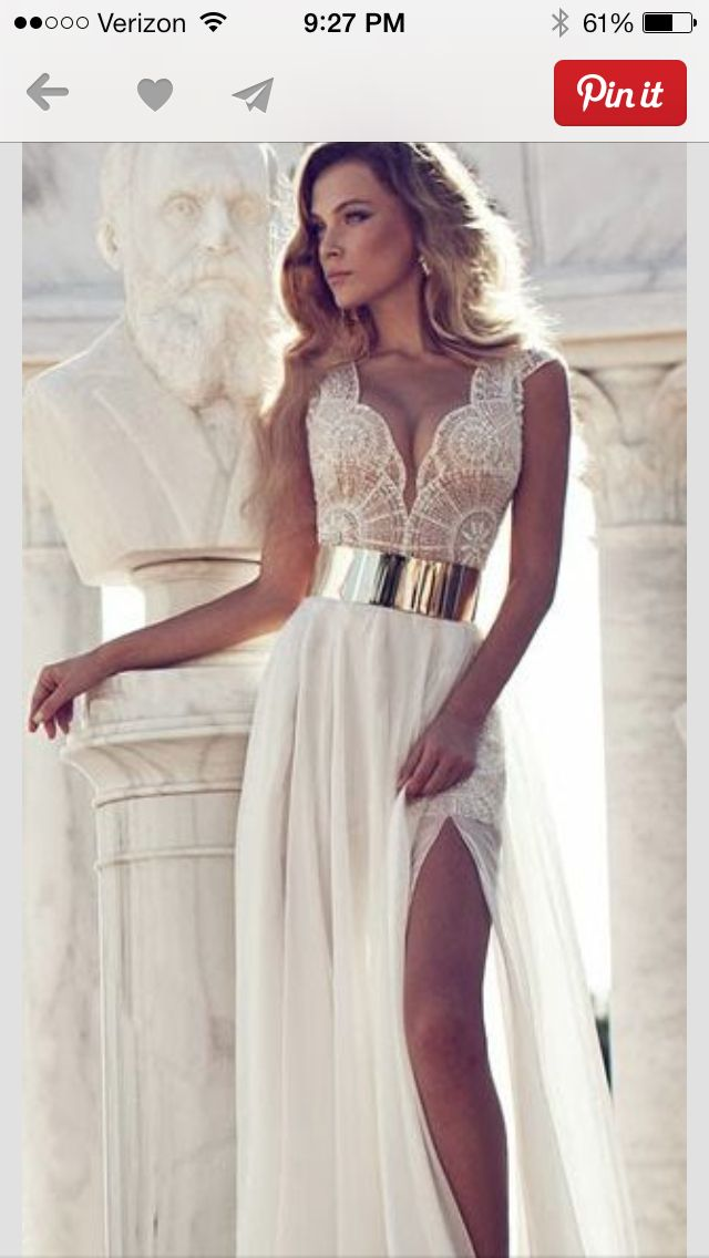 Untraditional Wedding Dress So In Love With This One Day