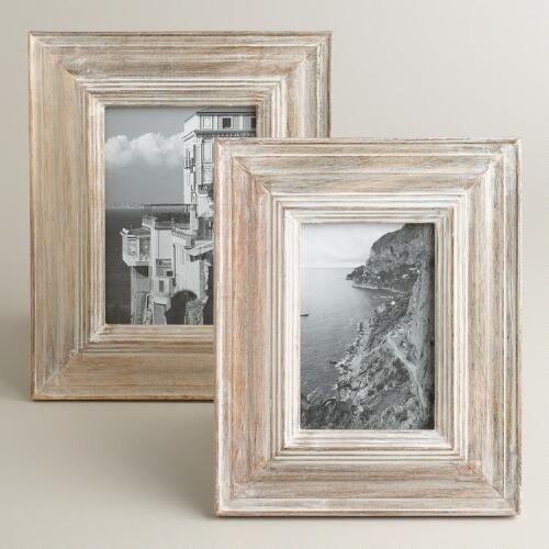 Whitewash Hayden Frames Table Top Frame Wall Frames Picture Frames