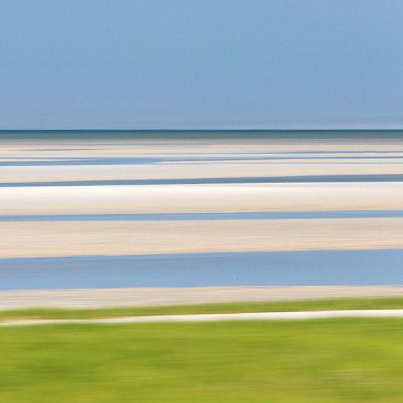 Abstract Beach Art Cape Cod