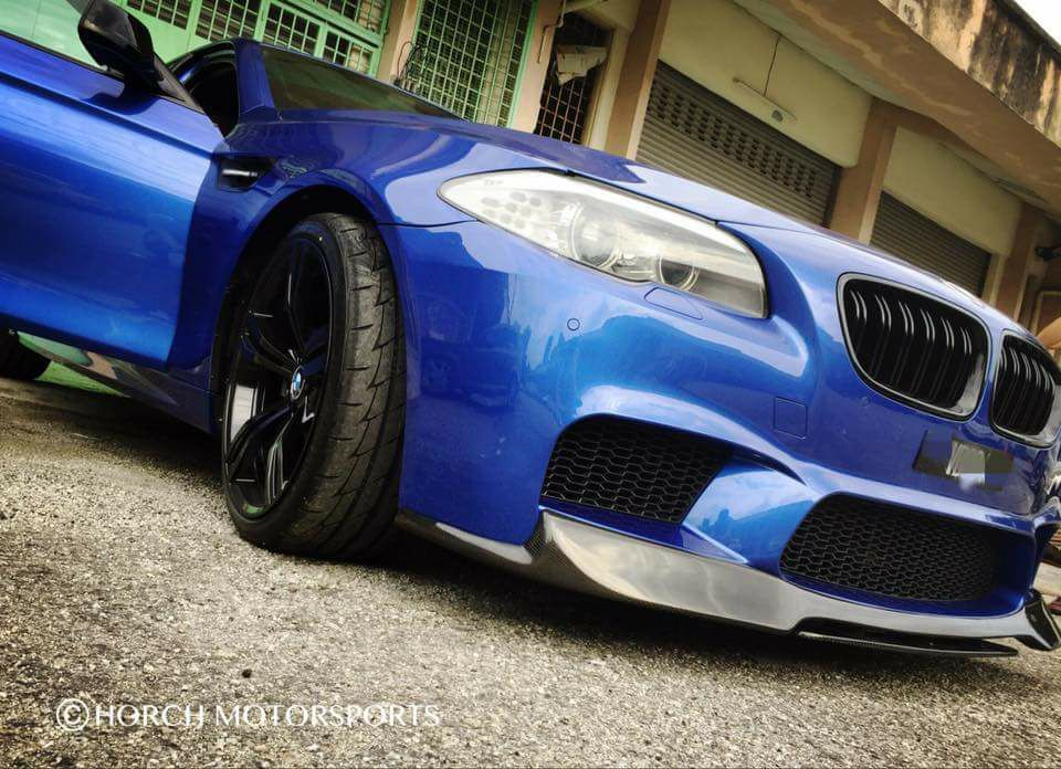 f472e526a1e BMW F10 convert M5 alike Body kit   Good Go (Product of Taiwan)   PP ...