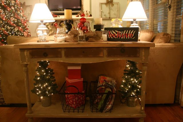 Our Unexpected Journey Decorating Tutorials Simple Christmas Decor Decor Decorating Tutorial