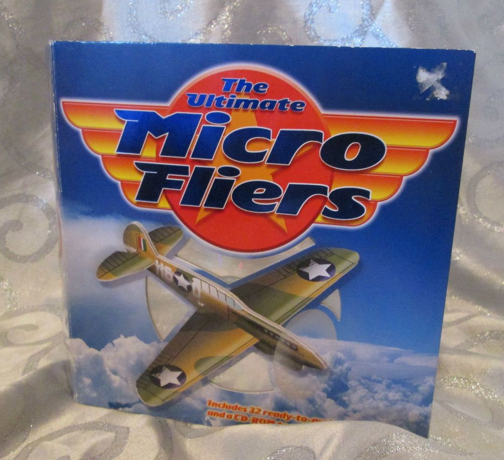 collectible ultimate micro fliers kit 32 ready to make fliers