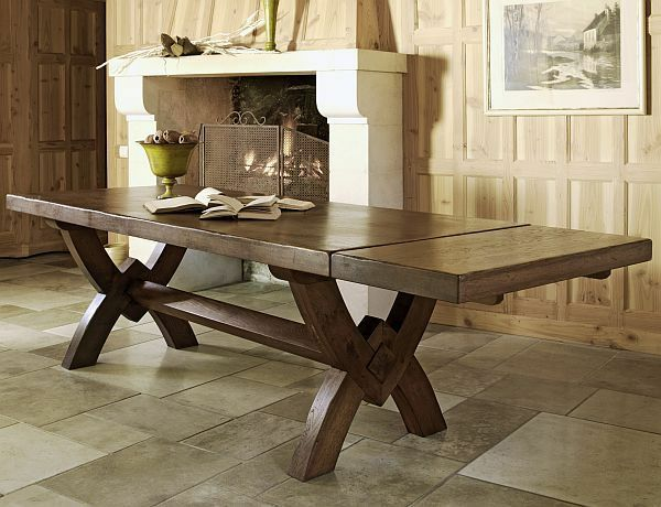 Esszimmermöbel aus Massivholz Einrichtungsideen im