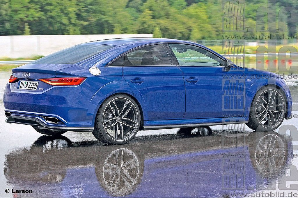 2019 Audi RS3 Illustratiion redesign changes | HD Car | Audi
