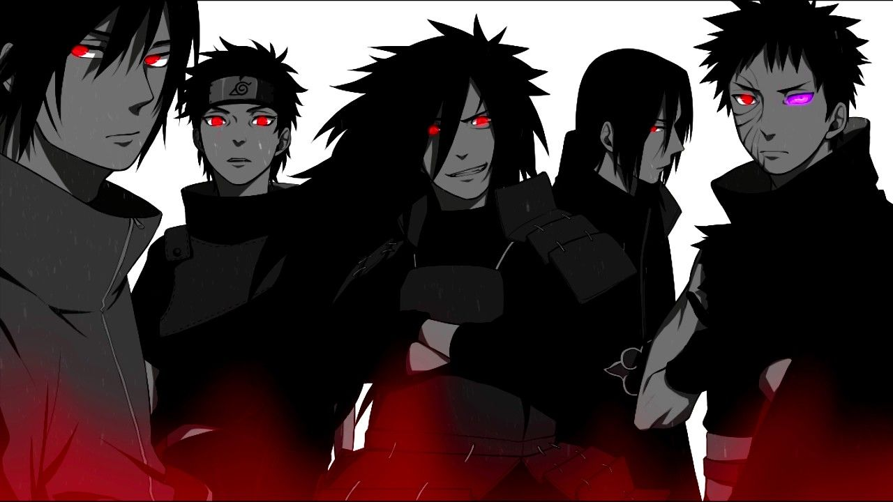 Top 5 strongest clans in Naruto Series | Naruto Stuff