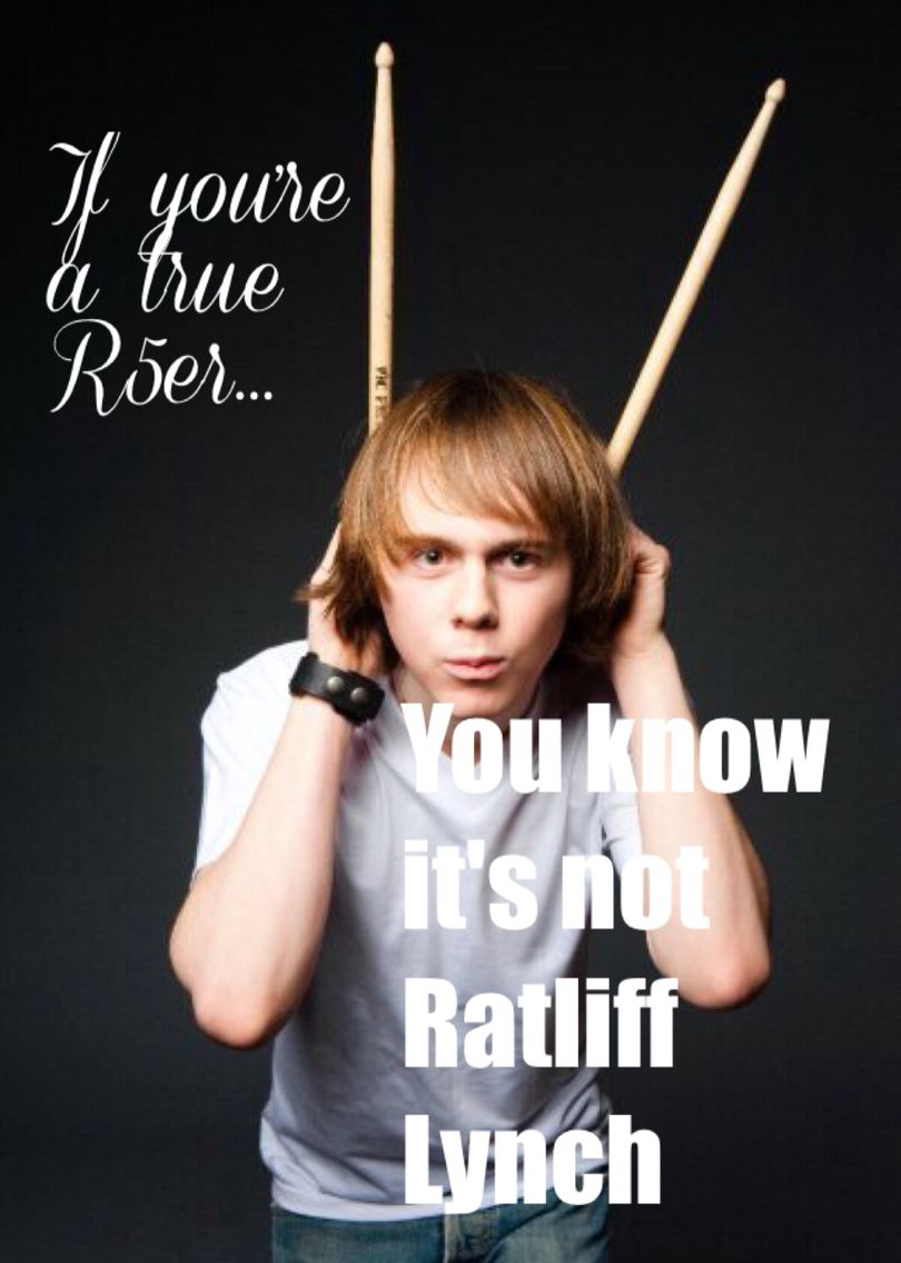If you're true R5er...
