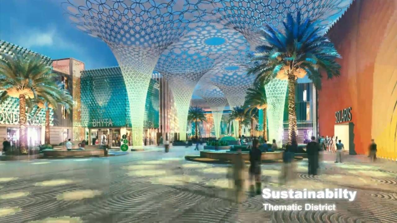 Expo 2020 Dubai - 4 Years To Go